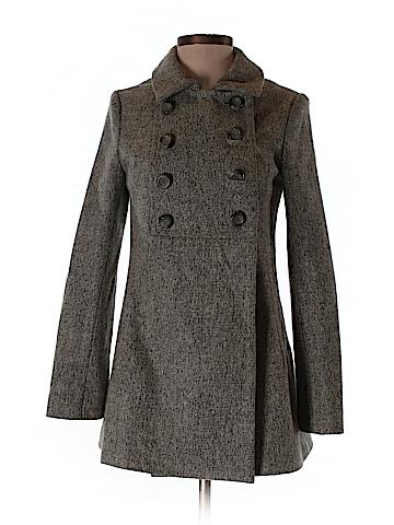 Jill Stuart Wool Coat Size M