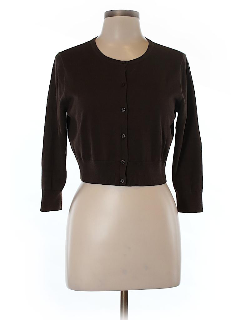 Ann Taylor Factory Women Cardigan Size L