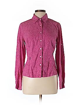 Merrell Long Sleeve Button-Down Shirt Size M