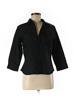 Silk Box 3/4 Sleeve Silk Top Size 6