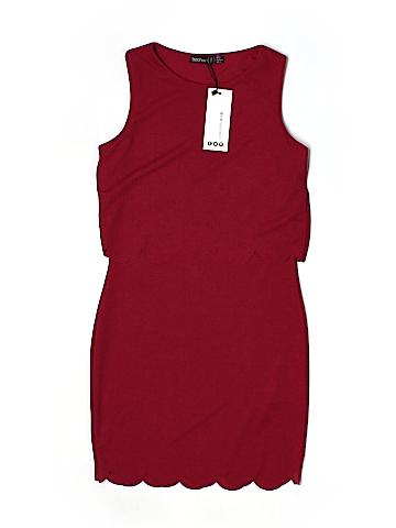 Boohoo Boutique Casual Dress Size 4 (Petite)