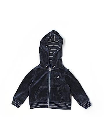 Nautica Zip Up Hoodie Size 3-6 mo