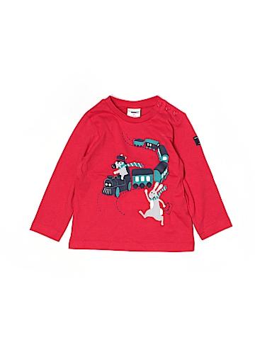 Polarn O. Pyret Long Sleeve T-Shirt Size 74 cm