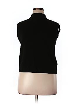 Linda Allard Ellen Tracy Sleeveless Top Size 0X (Plus)