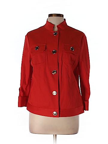 Jones New York Signature Jacket Size M