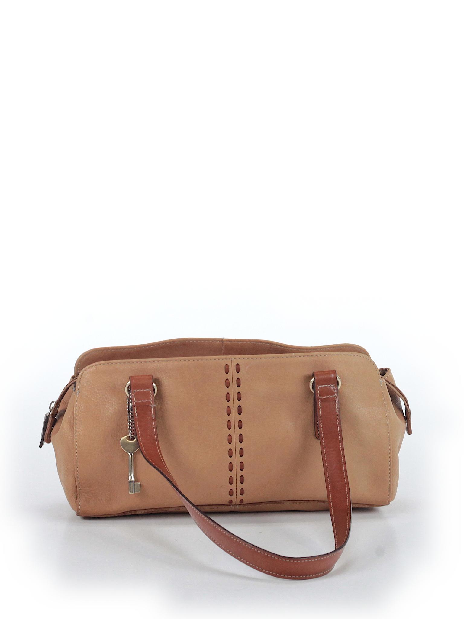 Fossil Leather Shoulder Bag - 78% Off Only On ThredUP