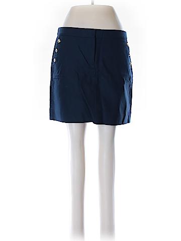J. Crew Factory Store Denim Skirt Size 10