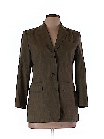 Sandra Angelozzi Women Wool Blazer Size 38 (EU)