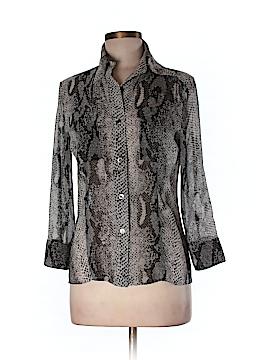 ICB Long Sleeve Blouse Size 6