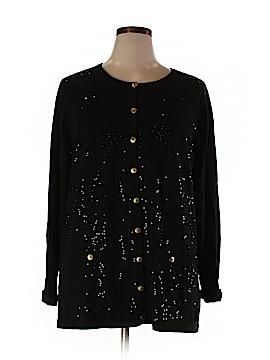Joan Rivers Cardigan Size XL