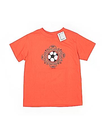 Miss Tee V-Us Short Sleeve T-Shirt Size 7
