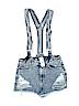 Car Mar Women Overall Shorts 24 Waist