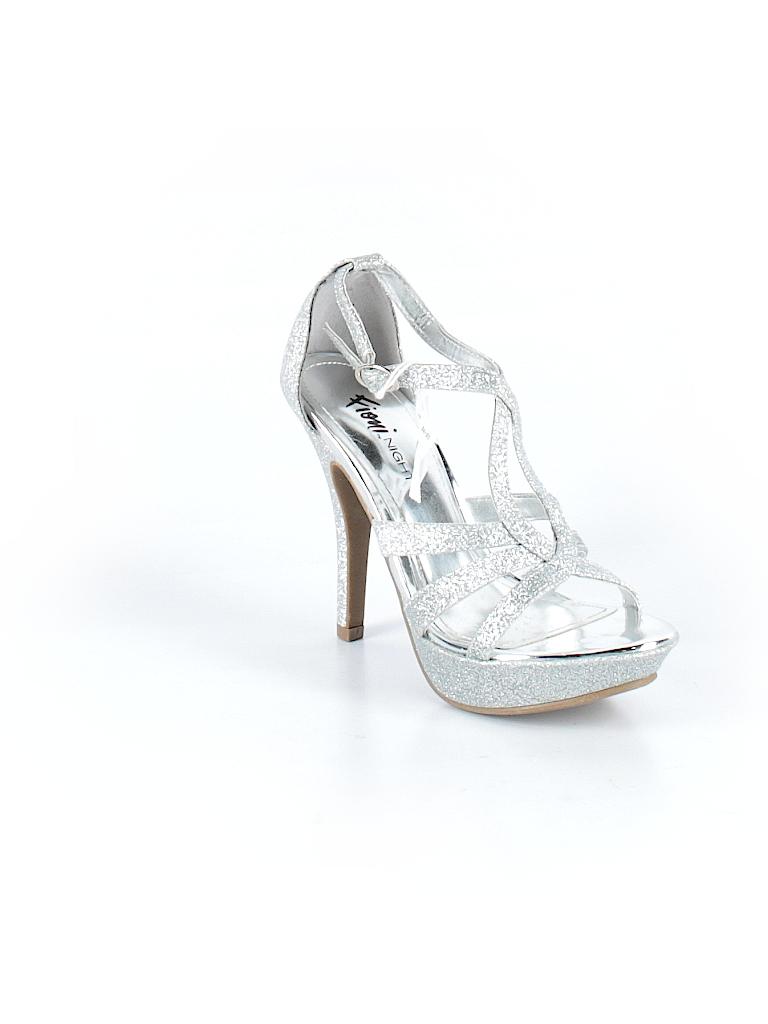 Fioni Women Heels Size 5