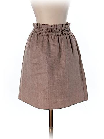 J. Crew Wool Skirt Size 2