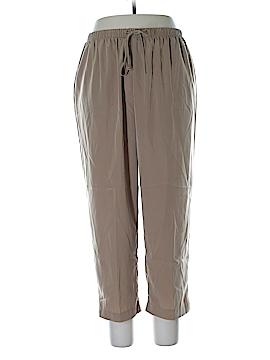 Susan Graver Casual Pants Size XL