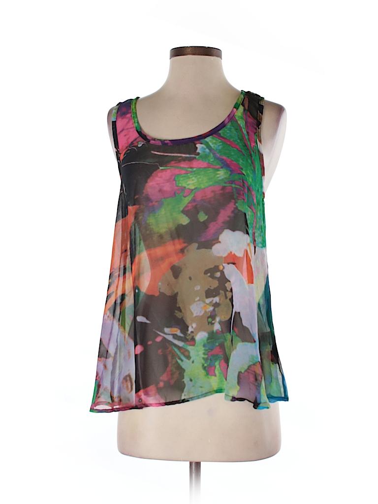 Fab'rik Women Sleeveless Blouse Size M