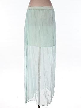 Toi et Moi Silk Skirt Size S
