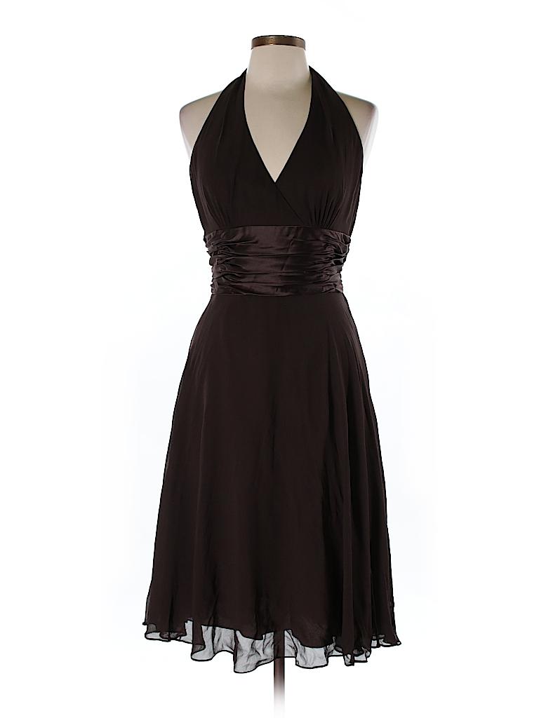 Maggy London Women Silk Dress Size 10