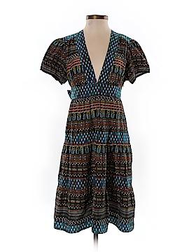 What Goes Around Comes Around Silk Dress Size 2