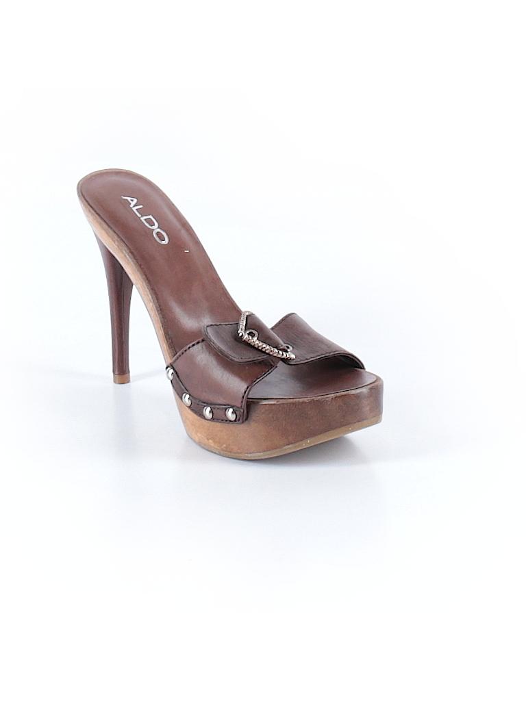 Aldo Women Mule/Clog Size 37 (EU)