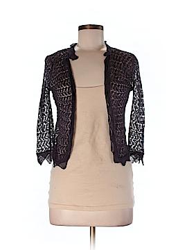 Max Azria Silk Cardigan Size S