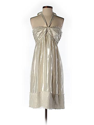 BCBGMAXAZRIA Silk Dress Size 8