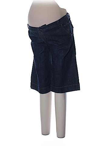 Gap - Maternity Denim Shorts Size 12 (Maternity)