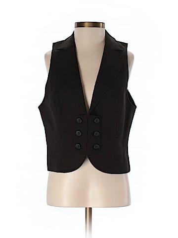 Ann Taylor LOFT Tuxedo Vest Size 4 (Petite)