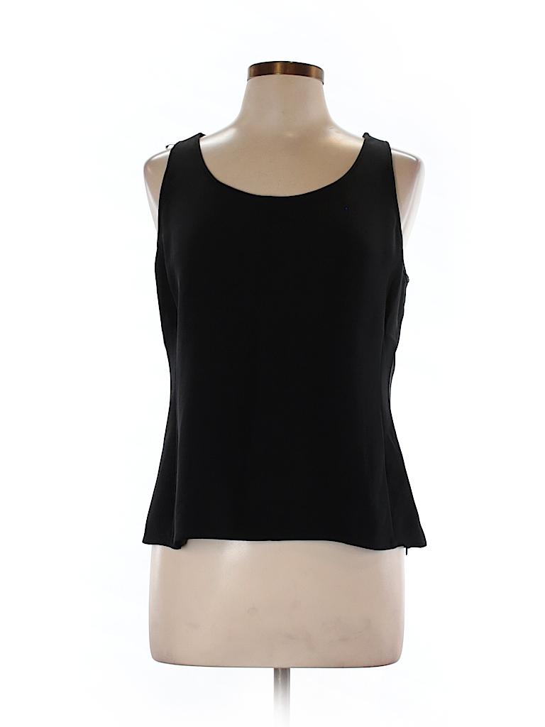 Armani Collezioni Women Sleeveless Blouse Size 12