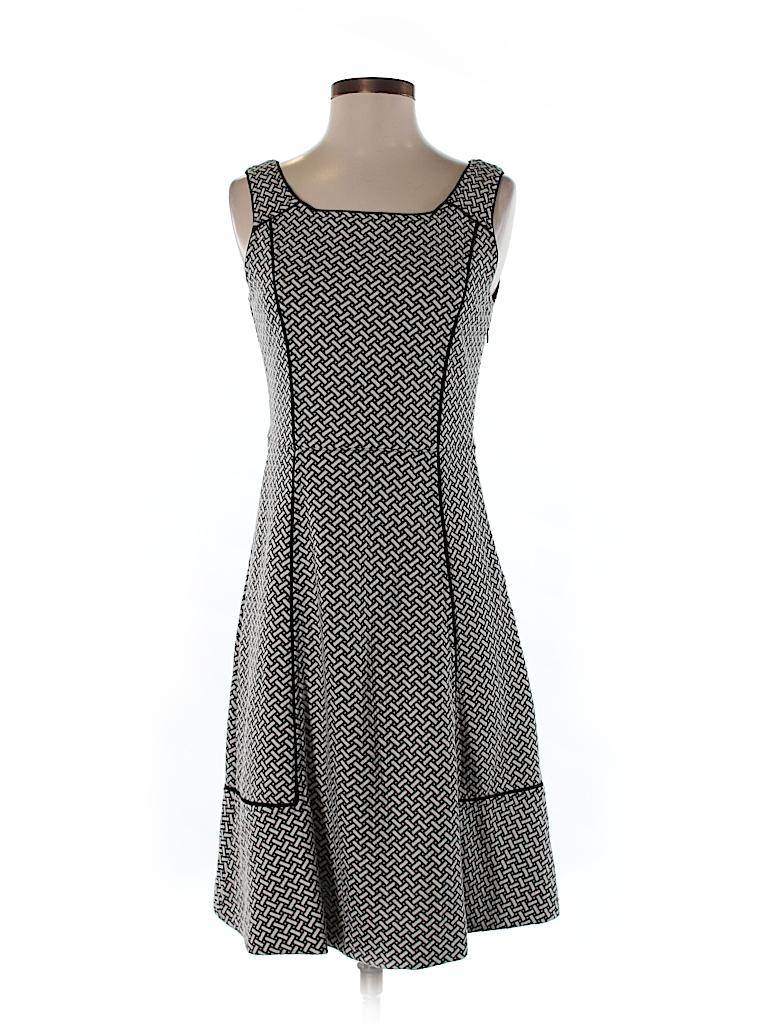 Lands' End Women Casual Dress Size 4