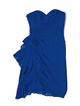 Badgley Mischka Silk Dress Size 0