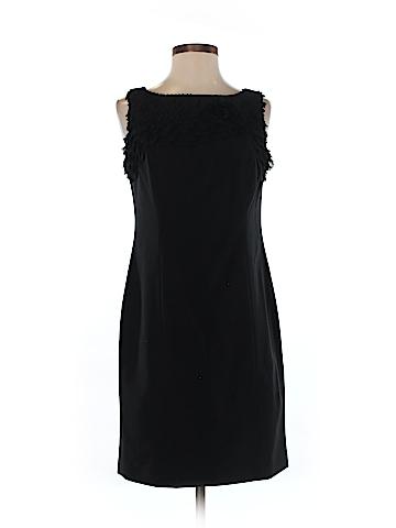 Ann Taylor Wool Dress Size 4 (Petite)