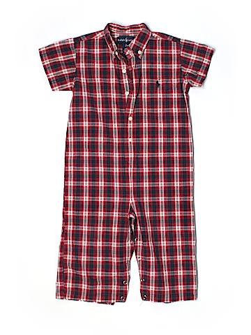 Ralph Lauren Short Sleeve Outfit Size 12-18 mo