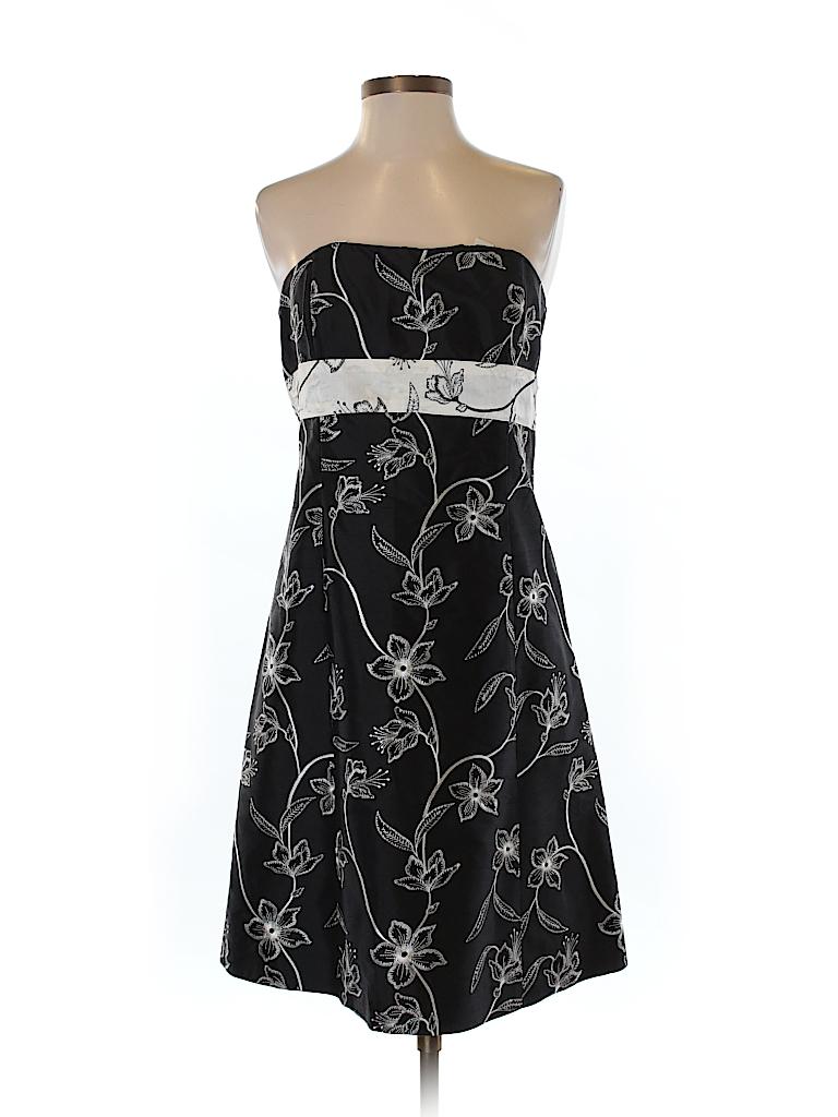 Nell Women Silk Dress Size 6