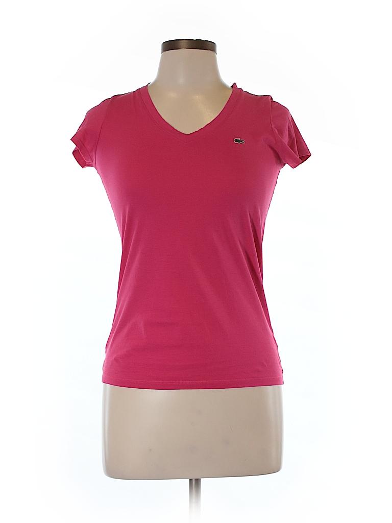 lacoste short sleeve t shirt 80 off only on thredup. Black Bedroom Furniture Sets. Home Design Ideas