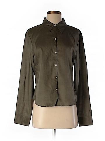 Express Long Sleeve Button-Down Shirt Size 11/12