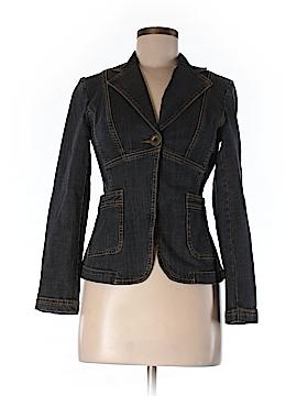 MICHAEL Michael Kors Denim Jacket Size 2 (Petite)