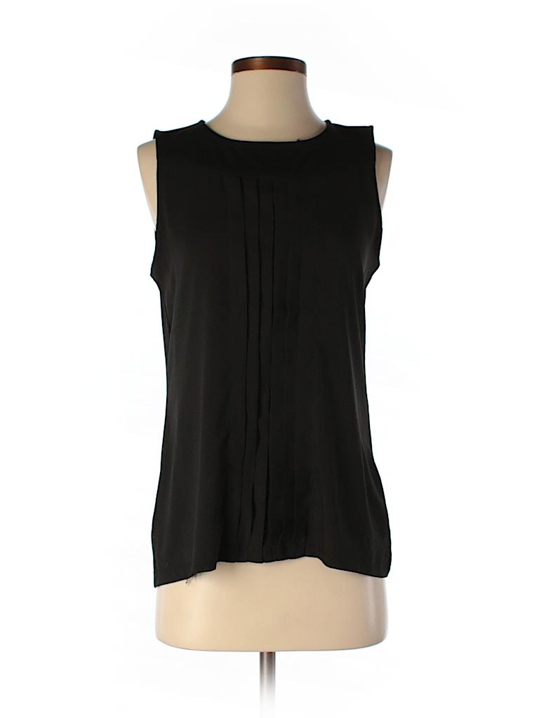 Ann Taylor Women Sleeveless Top Size S