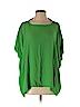 Diane von Furstenberg Women 3/4 Sleeve Blouse Size S
