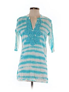 John Eshaya 3/4 Sleeve Blouse Size S