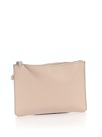 DKNY Leather Clutch One Size