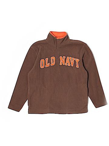 Old Navy Fleece Jacket Size M (Kids)