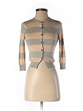 Rachel Mara Silk Cardigan Size XS