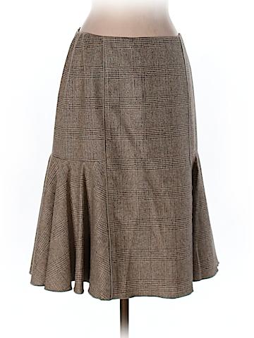 Ann Taylor Wool Skirt Size 0