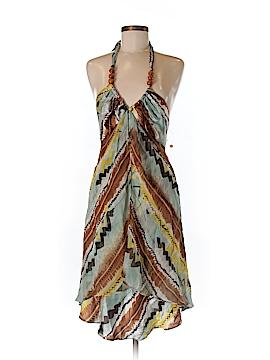 Donna Ricco Silk Dress Size 8 (Petite)