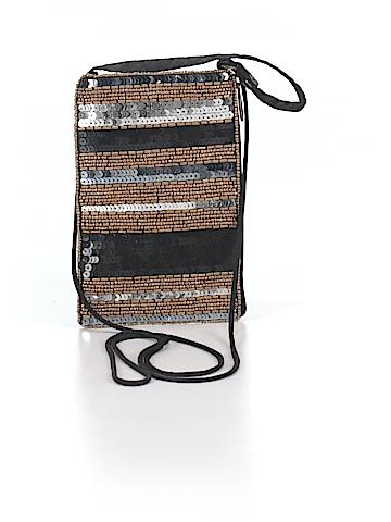Bamboo Crossbody Bag One Size