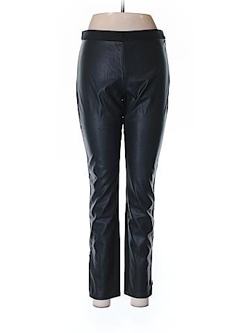 Banana Republic Faux Leather Pants Size 6