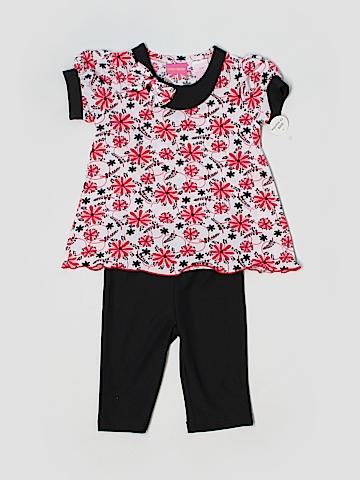 Little Lindsey Short Sleeve T-Shirt Size 12 mo