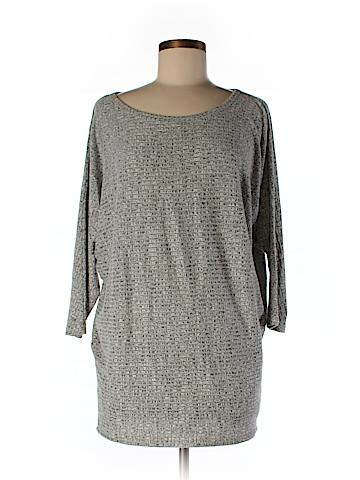 Aqua 3/4 Sleeve Top Size M