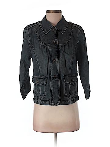 Motto Women Denim Jacket Size S